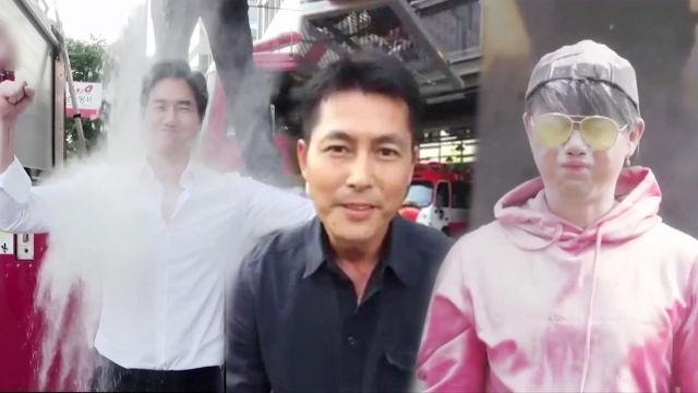 연예계 '소방관 GO' 챌린지 열풍…긍정 영향 기대 썸네일 이미지