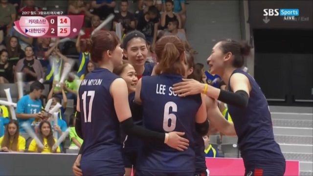 [카자흐스탄 vs 한국] 3-0 깔끔한 승리를 챙기는 ... 썸네일 이미지
