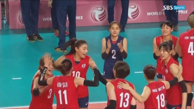 [아르헨티나 vs 한국] '3세트 압도' 아르헨티나를 ... 썸네일 이미지