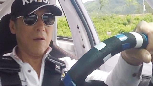위험한 빗길 코너 운전에 유용한 '소윙 기법'