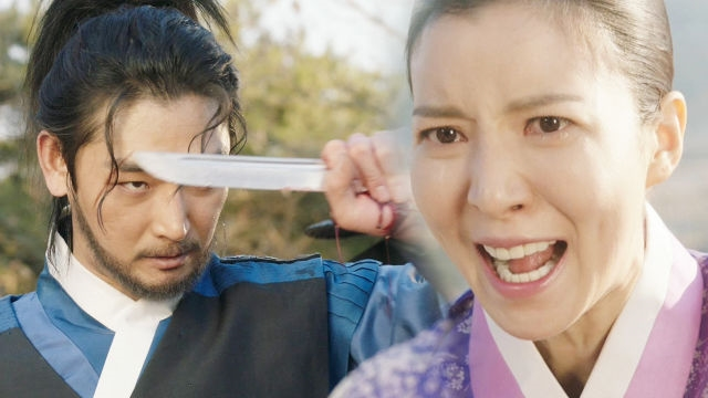 강신효, 최후의 순간까지 윤세아에 바치는 '순정' 썸네일 이미지