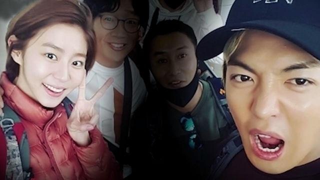 '정법' 강남♥유이 열애, 리얼 예능이 맺어준 커플 썸네일 이미지