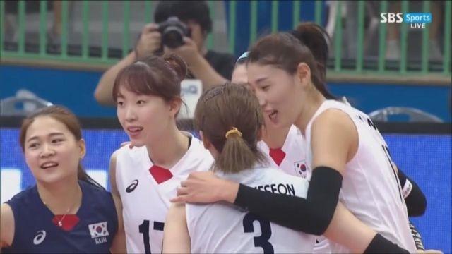 [한국 vs 콜롬비아] 6연승, 파죽지세의 대한민국 썸네일 이미지