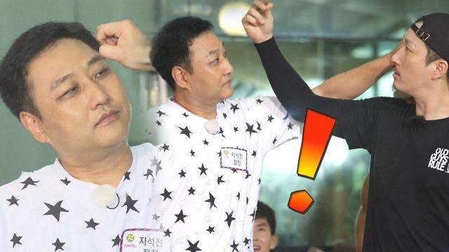 김수용, 박근식과 통증 참기 '머리카락 뽑혀도 평온' 썸네일 이미지
