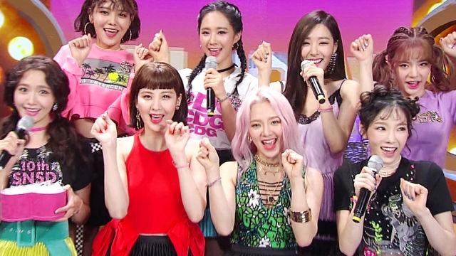 [단독] 지금도, 앞으로도, 영원히 '소녀시대' 인터뷰
