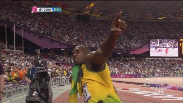 [우사인 볼트 스페셜] 런던올림픽 200m 결승 썸네일 이미지