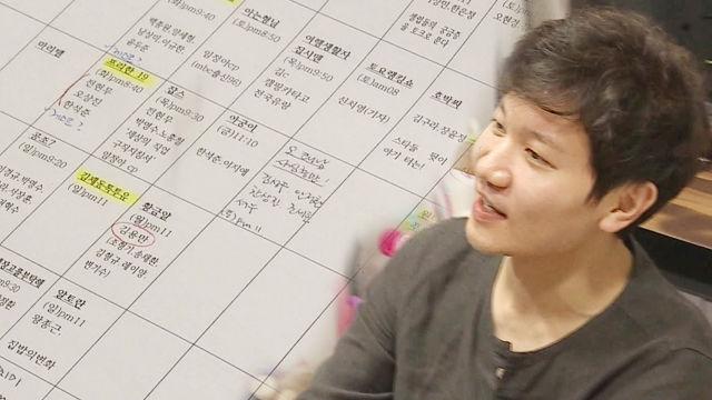 [단독] 김정근, 완벽주의자가 만든 예능 엑스파일 '취준생의 집념'