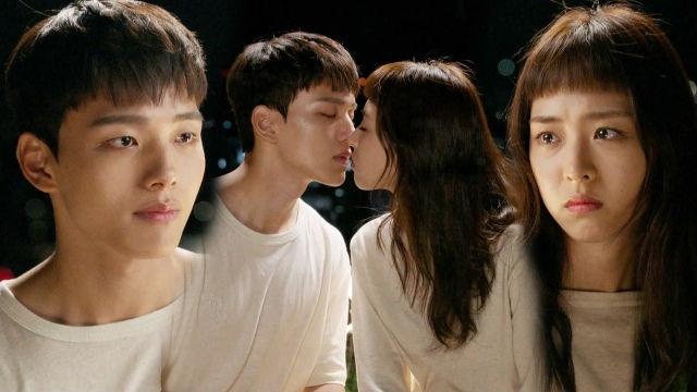 여진구♡이연희, 심장 폭격하는 달달한 '코끝 키스' 썸네일 이미지