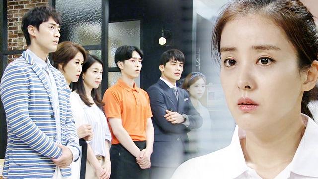 박은혜, 미각 상실(?) 끝내 평가회 탈락 썸네일 이미지