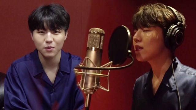[메이킹] 유승우 - 걱정 마(다시 만난 세계 OST) 썸네일 이미지