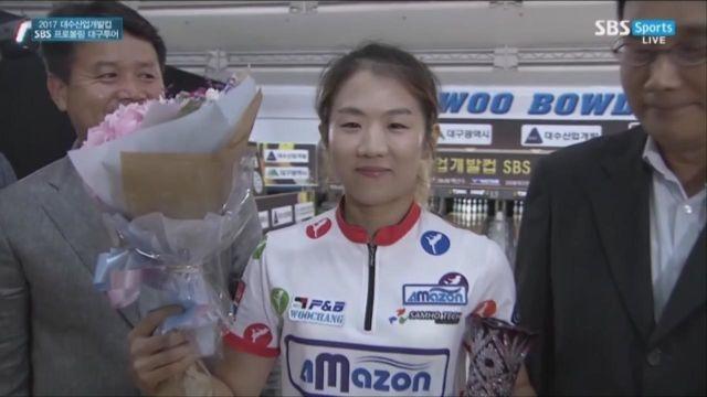 [대구투어] 박진희, 여자 개인전 우승 썸네일 이미지
