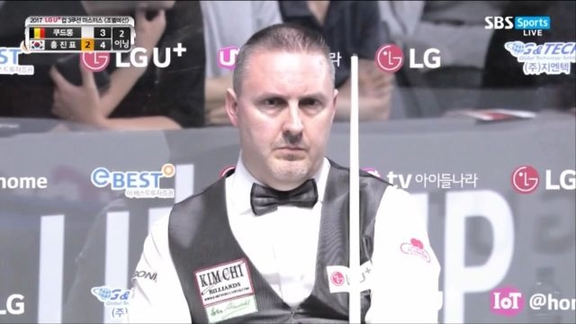[LG 유플러스컵] 홍진표의 연속 득점, 긴장하는 쿠드... 썸네일 이미지