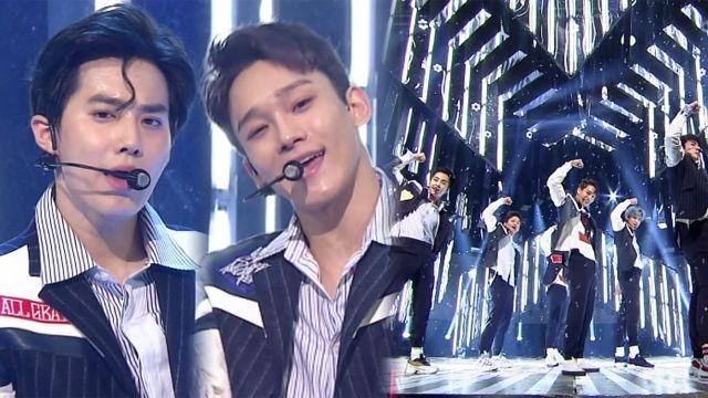 흥 폭발! 강렬한 EDM으로 돌아온 EXO의 'Power'