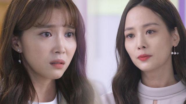 [단독] 오윤아, 정 떼는 손여은 모습에 '당혹'
