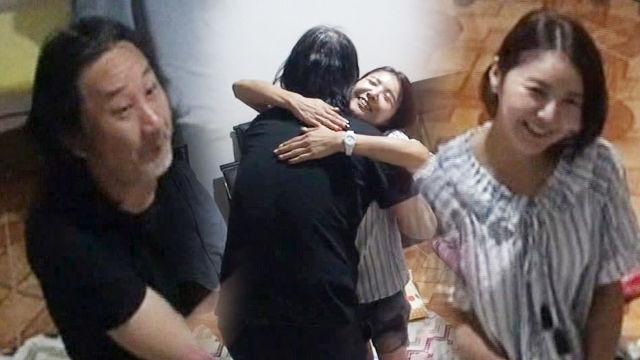[단독] 김도균·성은, 오누이 부럽지 않은 '따뜻한 포옹'