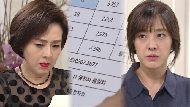 """박은혜, 이보희에 """"서문주는 대표님 친 딸이 아닙니다"""" 진실 밝혀"""
