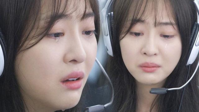 다솜, 상담 중 걸려온 동생 전화에 '하염없는 눈물'