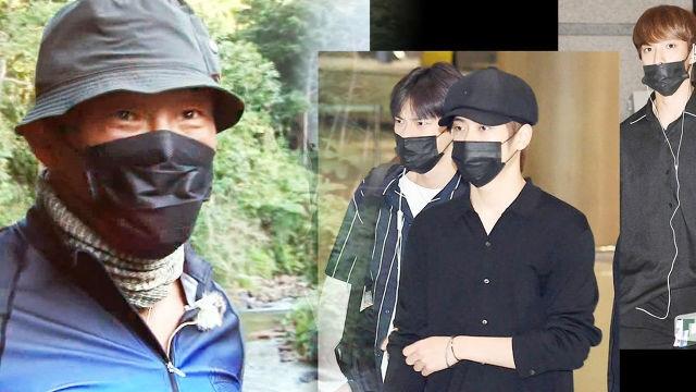 [에필로그] 추성훈, 아이돌 마스크 선물에 '미소만발'
