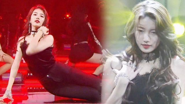 [풀버전] 수지, 섹시 댄스로 '핵폭탄급 무대' 선사♥