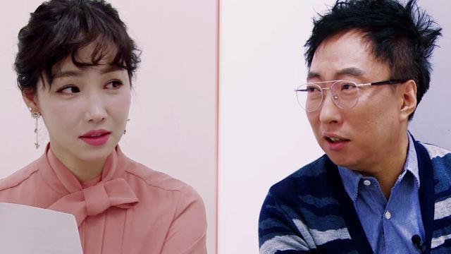 [선공개] 이유리·박명수의 반말 인터뷰!