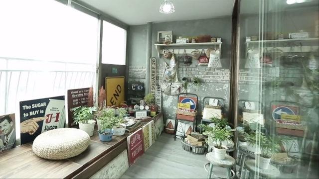 정원부터 평상까지, 베란다 활용법 大공개! (하우스)