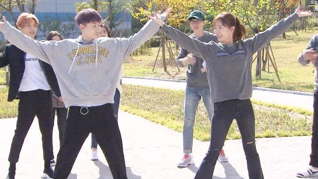 전소민X은혁, 몸이 기억하는 세대 대통합 댄스 '룰라의... 썸네일 이미지