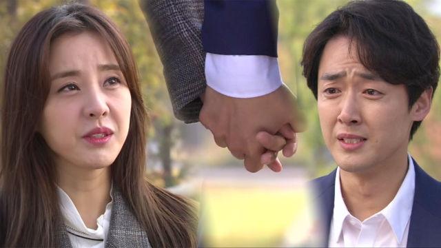 """박은혜 걱정한 이재우, """"내 옆에 꼭 붙어있어요"""""""