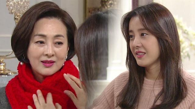 """친엄마 인정한 박은혜, """"낳아주셔서 감사해요"""" 뭉클"""