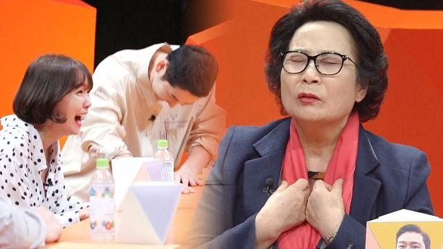 """이상민母, 배우 박근형 향한 불타는 팬심 """"하루만 박근형 부인으로"""""""