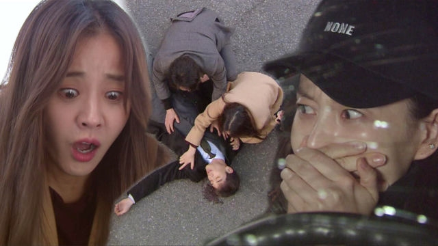박태인, 박은혜 죽이려다 대신 뛰어든 유건 '뺑소니' 썸네일 이미지