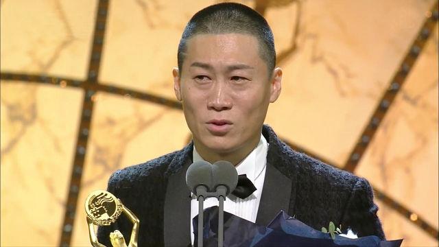 웃음과 감동 공존했던 '청룡영화상' 화제의 순간 썸네일 이미지