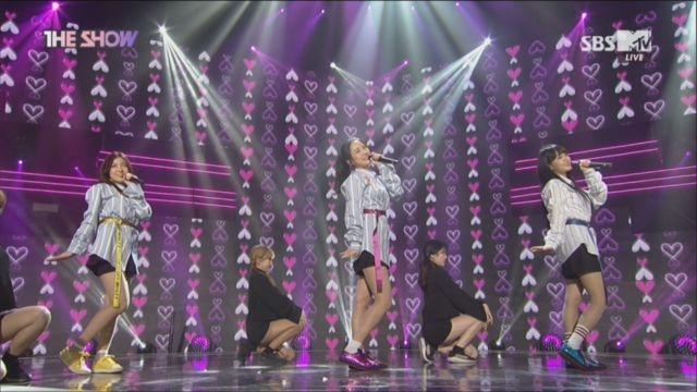 통통튀는 걸그룹! 풍뎅이! 'Stay (머물러줘)'