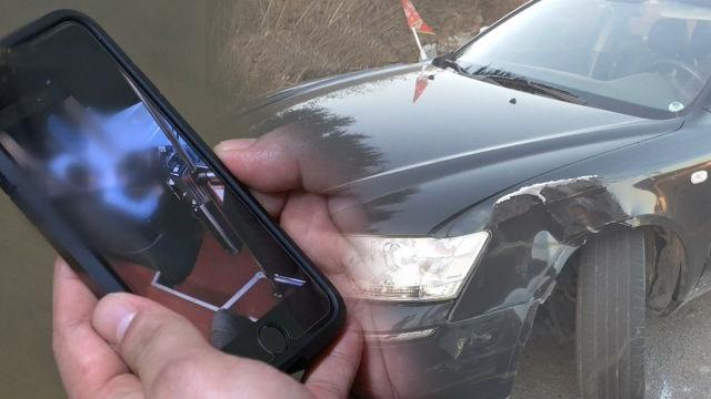 전 세계 골머리, 보행 中 스마트폰 사고 '스몸비 보행자'