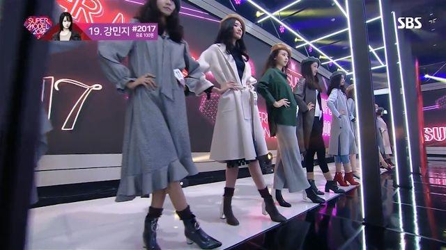 [2017 슈퍼모델] Fashion Show | UNI... 썸네일 이미지