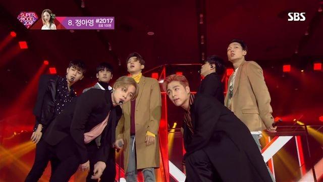 [2017 슈퍼모델] iKON의 블링블링한 축하무대! 썸네일 이미지