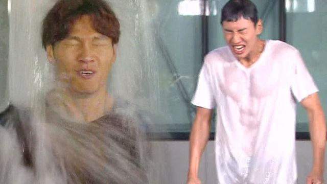 김종국 X 이광수, 허세로 넘치는 한겨울 물폭탄 '반전... 썸네일 이미지
