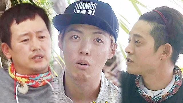 강남, 닭 발견하고도 심드렁한 김정태·정준영에 '멘붕' 썸네일 이미지