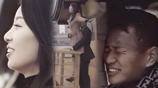 [단독] 정대세♡명서현, 유람선 위 '타이타닉 명장면' 재연!