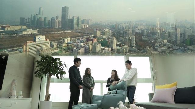 김원효♥심진화 하우스의 하이라이트 '뷰'