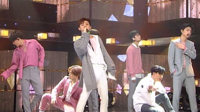 잔잔하고 아련한 'iKON'의 감성 무대 '사랑을 했다'
