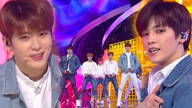 심쿵주의! 'NCT 127'의 달콤한 매력 발산 무대 ... 썸네일 이미지
