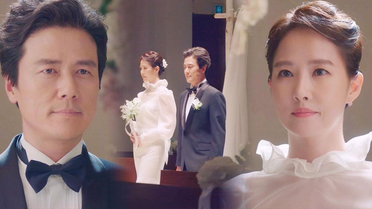 [에필로그] 감우성김선아, 감동과 눈물이 있는 결혼식