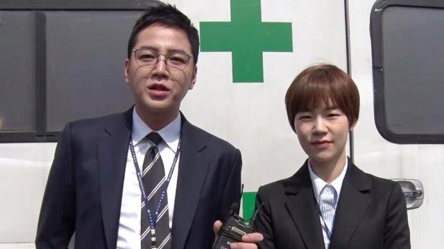 [인터뷰] 장근석·한예리, 드라마 '스위치'서 첫 호흡... 썸네일 이미지