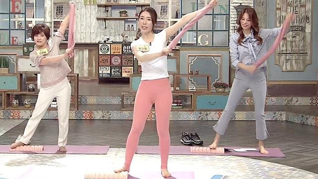 척추와 무릎 통증 잡는 '뼈 회춘 댄스'