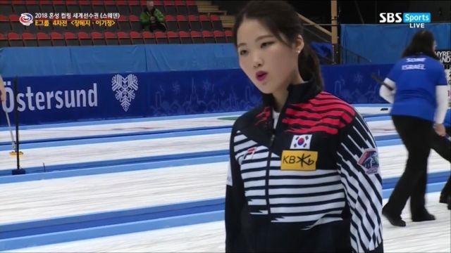 [혼성 컬링 세계선수권] 대한민국 vs 독일 - 5:2... 썸네일 이미지