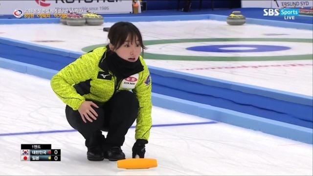[혼성 컬링 세계선수권] 한국 vs 일본 - 0:1 가... 썸네일 이미지
