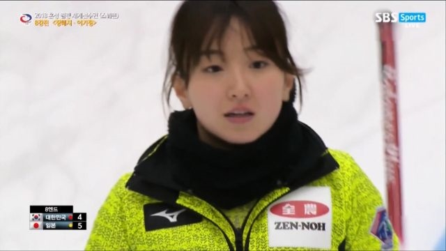 [혼성 컬링 세계선수권] 한국 vs 일본 - 후지사와 ... 썸네일 이미지