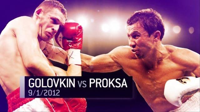 [5차 방어전] 골로프킨 vs 프록사 - 미국 무대 데... 썸네일 이미지