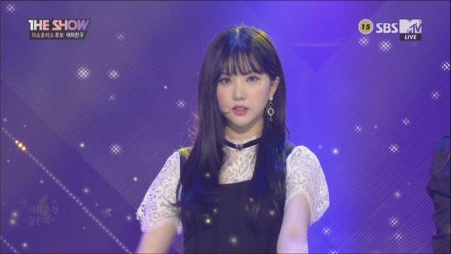 [Comeback] 격.정.적이고 아련~한 컴백무대 여자친구 '밤'