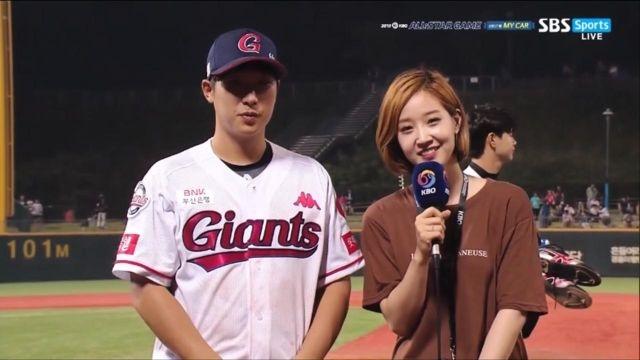 퓨처스 MVP 롯데 이호연 인터뷰 썸네일 이미지